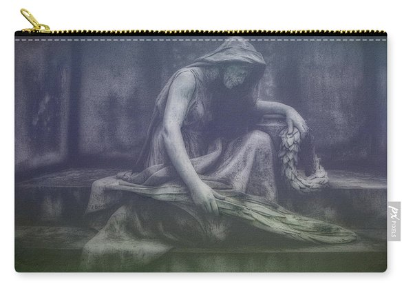 Sadness And Sorrow Carry-all Pouch