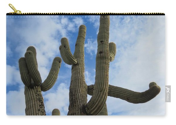 Saguaro Clique Carry-all Pouch