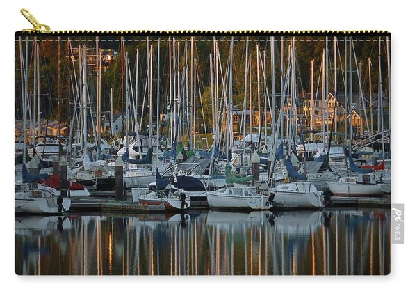Sailboat Reflections Carry-all Pouch