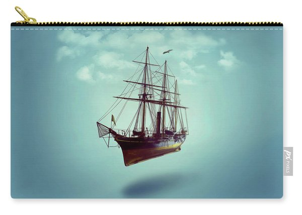 Sailed Away Carry-all Pouch