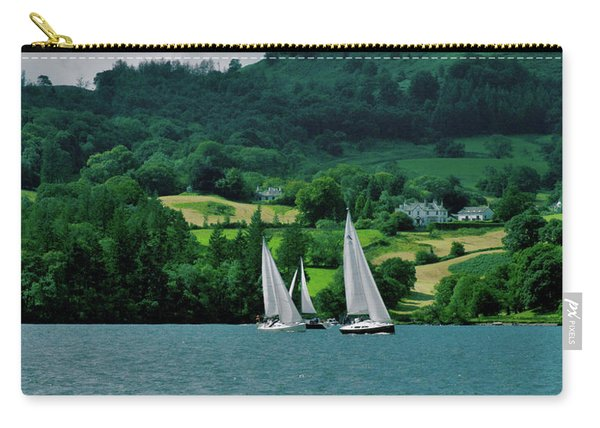 Sailing By Carry-all Pouch
