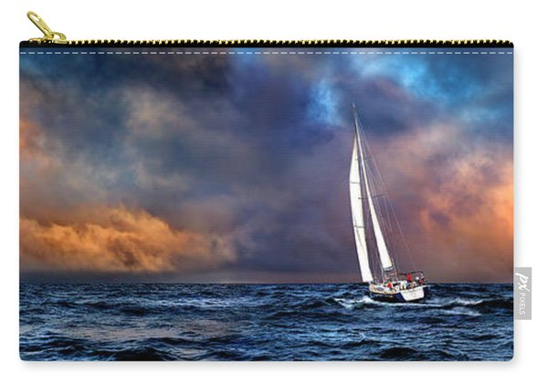 Sailing The Winedark Sea Carry-all Pouch