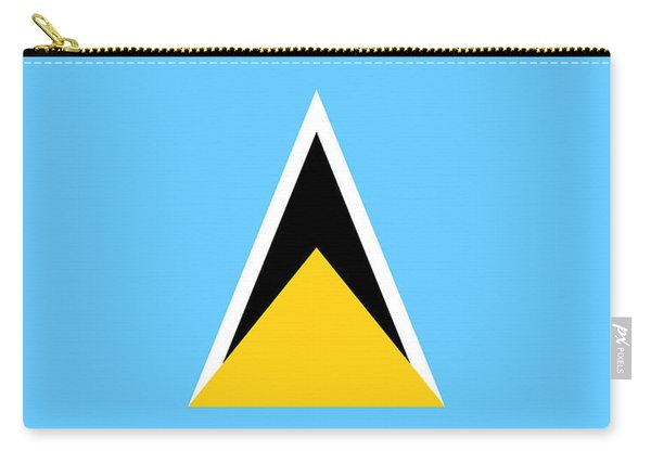 Saint Lucia Carry-all Pouch