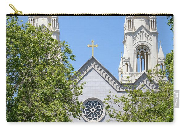 Saints Peter And Paul Church On Filbert Street San Francisco R673 Carry-all Pouch