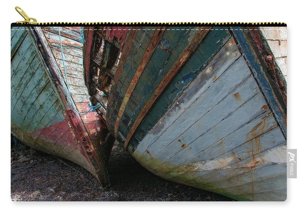 Salen Wrecks Carry-all Pouch