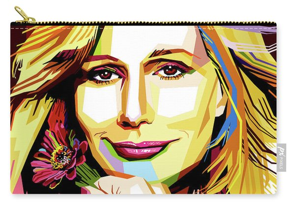 Sally Kellerman Carry-all Pouch