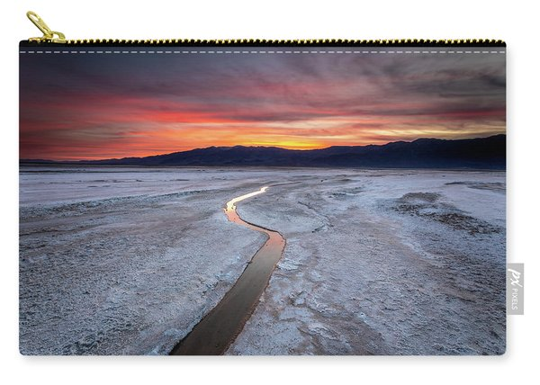 Salt Creek Flats Carry-all Pouch