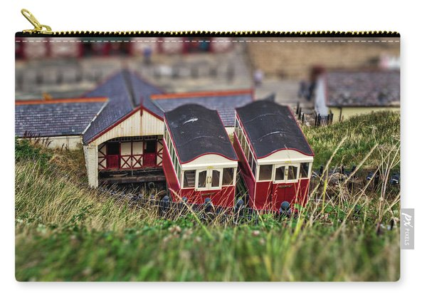 Saltburn Tramway Carry-all Pouch
