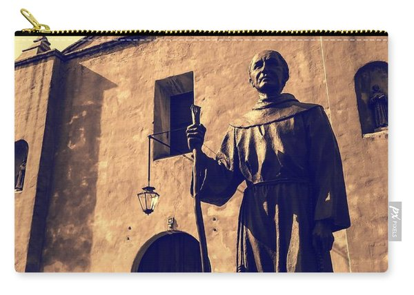 San Gabriel Mission Carry-all Pouch