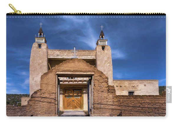 San Jose De Gracia Catholic Church Carry-all Pouch