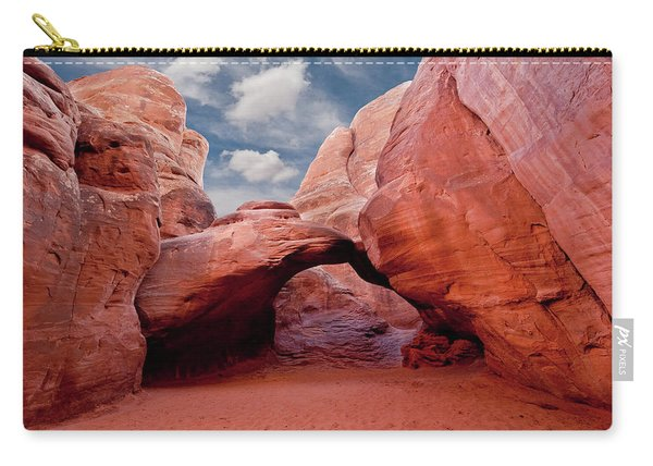 Sand Dune Arch Carry-all Pouch