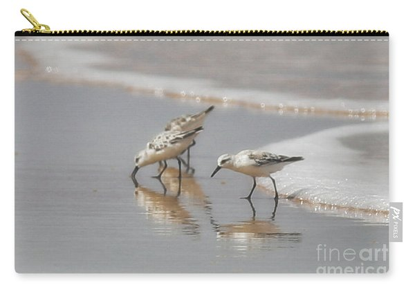 Sanderlings Carry-all Pouch
