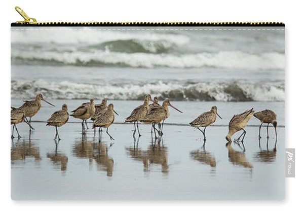 Sandpipers Piping Carry-all Pouch