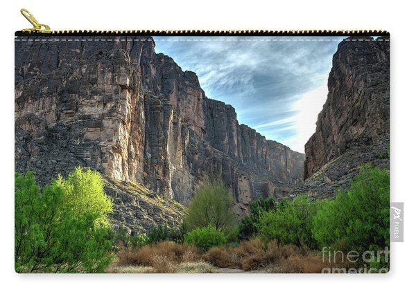 Santa Elena Canyon Carry-all Pouch