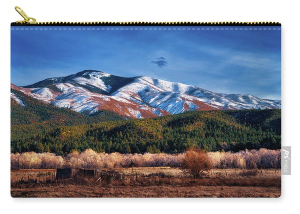 Santa Fe Baldy Mountain Carry-all Pouch