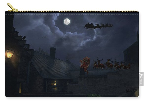 Santas Carry-all Pouch