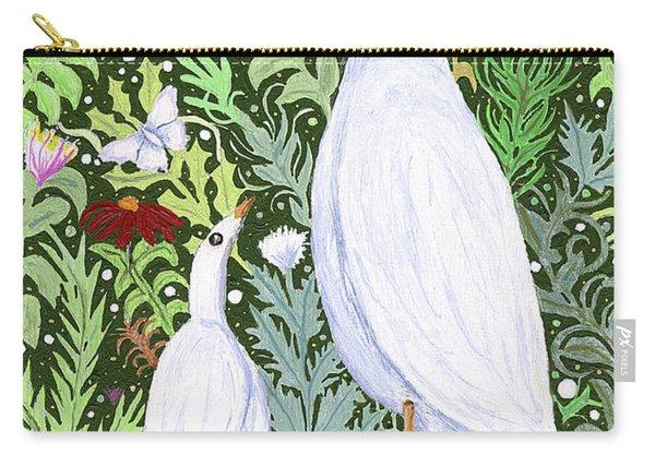 Sapientes Pacis Birds Carry-all Pouch