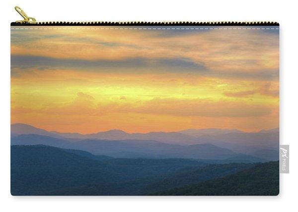 Sassafras Sunset Carry-all Pouch