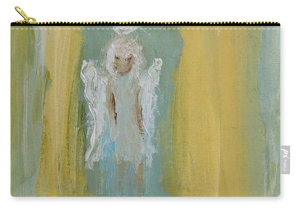 Sassy Frassy Angel Carry-all Pouch