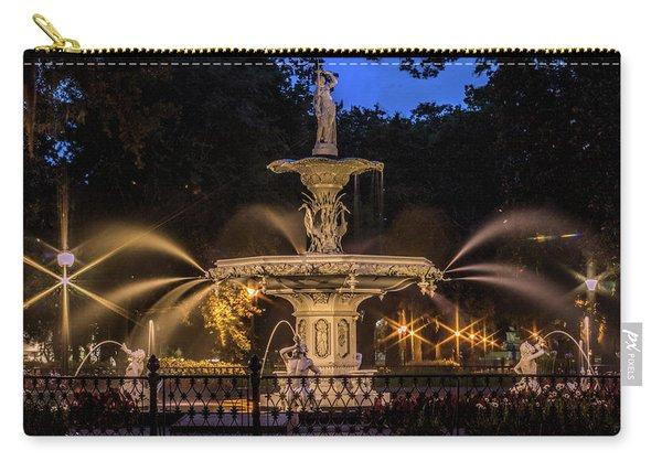 Savannah Fountain Carry-all Pouch