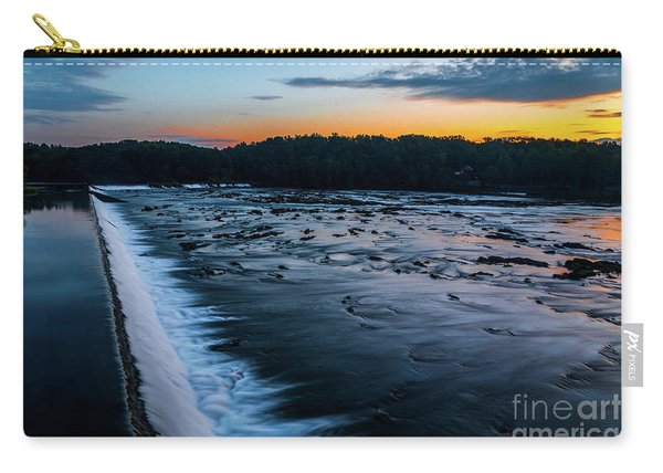 Savannah Rapids Sunrise - Augusta Ga Carry-all Pouch