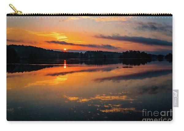 Savannah River Sunrise - Augusta Ga 2 Carry-all Pouch