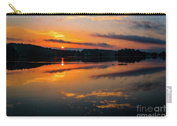 Savannah River Sunrise - Augusta Ga 2 Carry-all Pouch