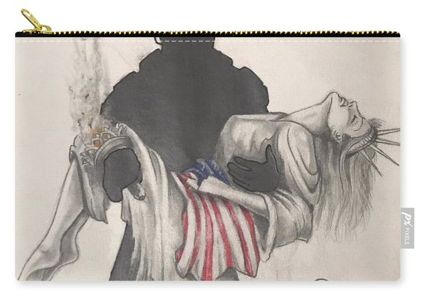 Saving Liberty Carry-all Pouch