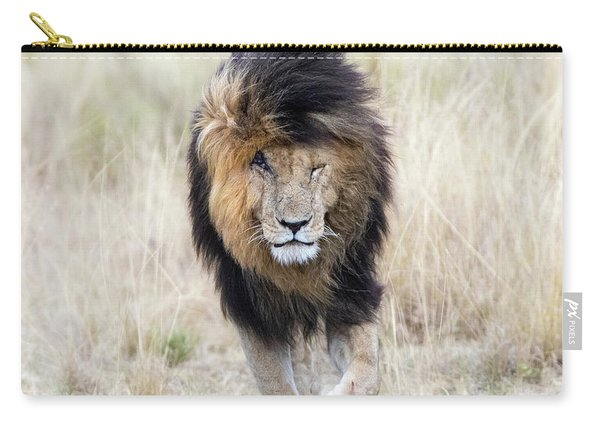 Scar The Lion Carry-all Pouch