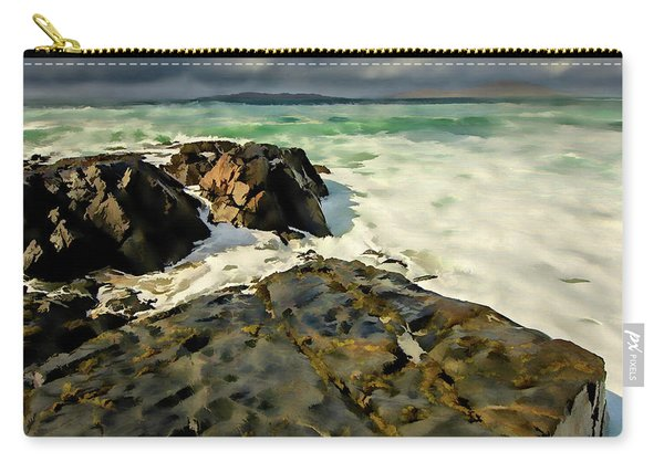 Scarista Digital Painting Carry-all Pouch