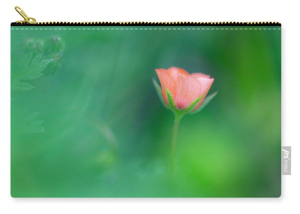 Scarlet Pimpernel Carry-all Pouch