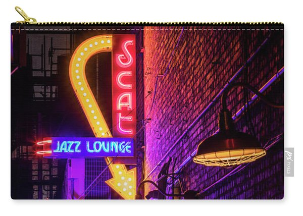 Scat Jazz Alley Carry-all Pouch
