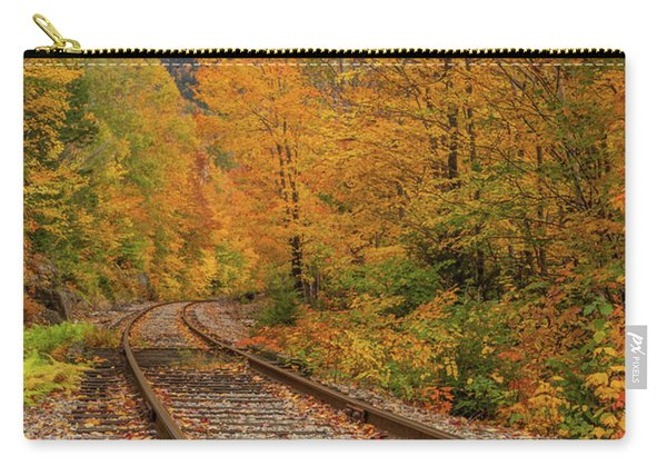 Scenic Crawford Notch Railway Carry-all Pouch