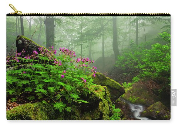 Scent Of Spring Carry-all Pouch