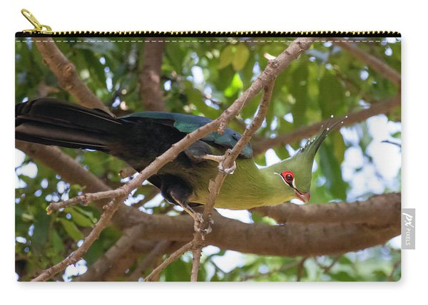 Schalow's Turaco Carry-all Pouch