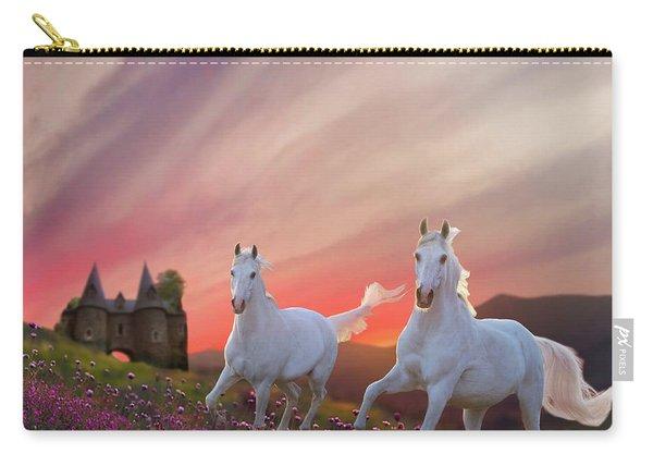 Scotland Fantasy Carry-all Pouch