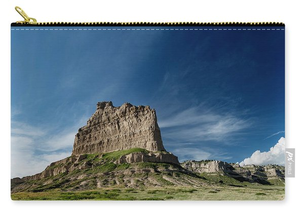 Scottsbluff National Monument In Nebraska Carry-all Pouch