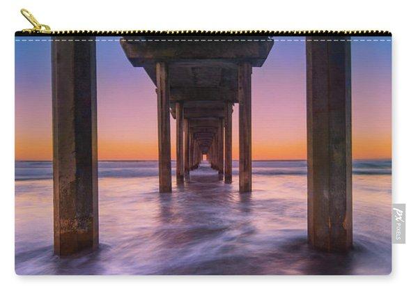 Scripps Pier - 2 Carry-all Pouch