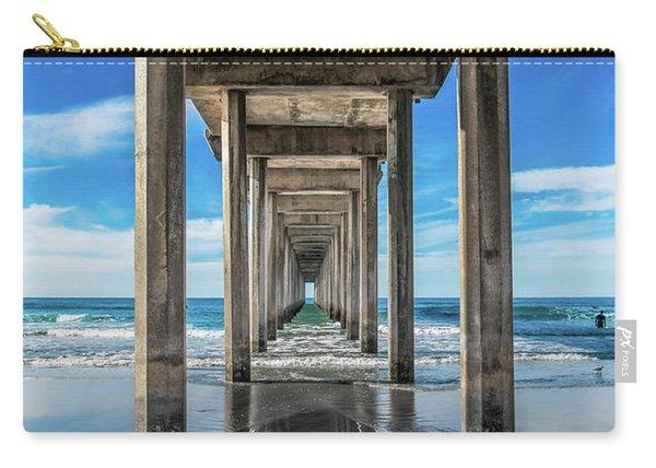 Scripps Pier La Jolla California Carry-all Pouch