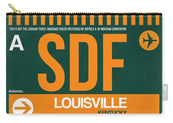 Sdf Louisville Luggage Tag II Carry-all Pouch