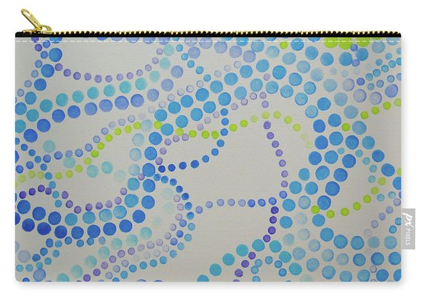 Sea Pearls Carry-all Pouch