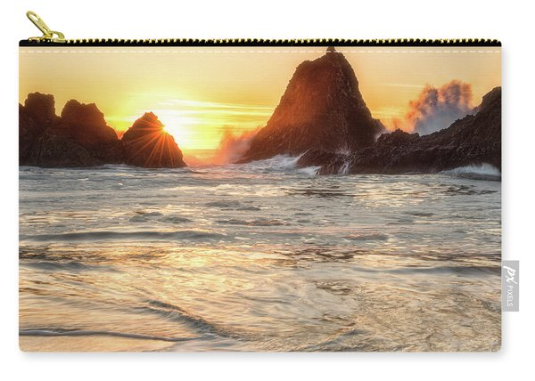 Seal Rock  Carry-all Pouch