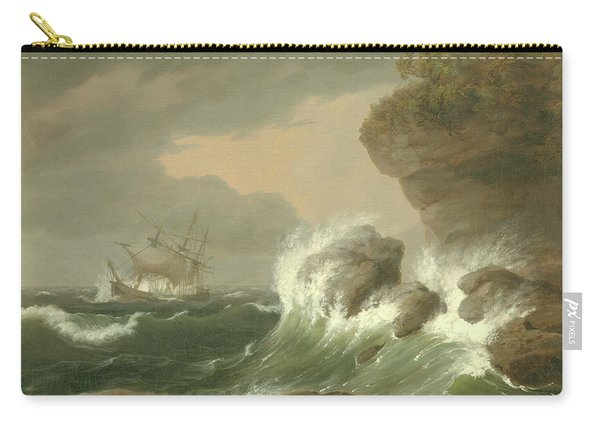 Seascape, 1835 Carry-all Pouch