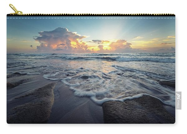 Seascape View Carry-all Pouch
