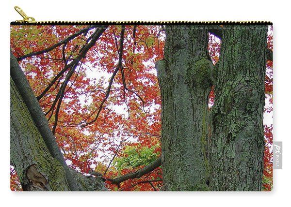 Seeing Autumn Carry-all Pouch