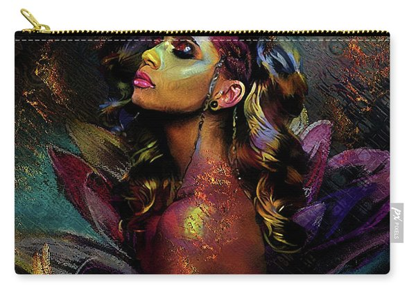 Sensual Lotus 0089 Carry-all Pouch