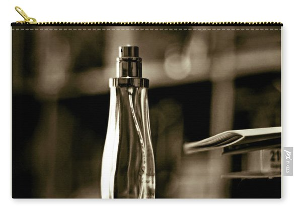 Sepia Definition Of Beauty Carry-all Pouch