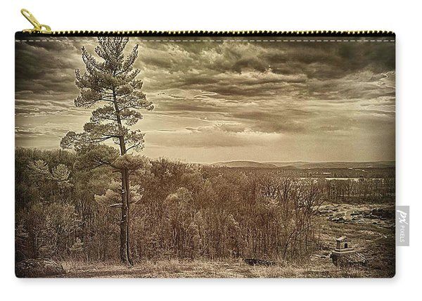 Sepia Sunset Carry-all Pouch