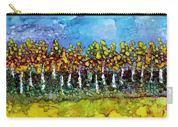 September Aspens Carry-all Pouch