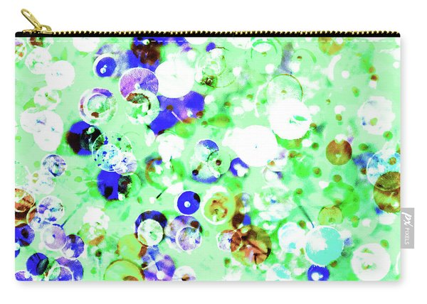 Sequins And Pins 1 Carry-all Pouch